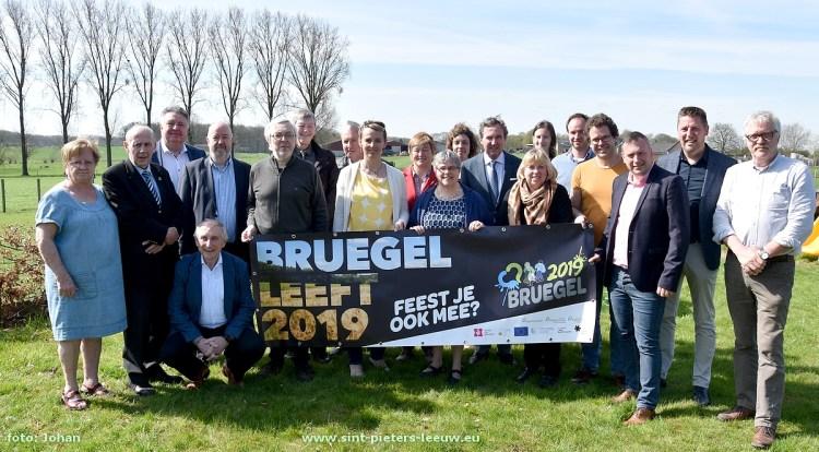 2018-04-10-Bruegel-leeft-2019_groepsfoto_aankondiging_Pajottenland_Zennevallei