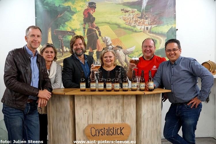 bier de Kommersant Handelsvereniging RinkRond Leeuw