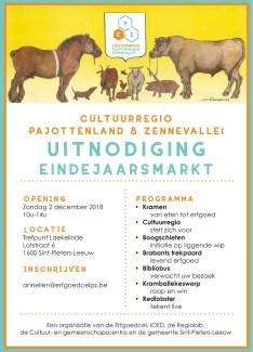 Uitnodiging eindejaarsmarkt Cultuurregiopz_2(1)