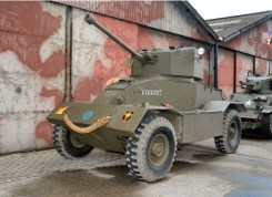 2019-08-16-Heavy armoured car AEC MKII British Army