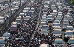 macetnya Jakarta