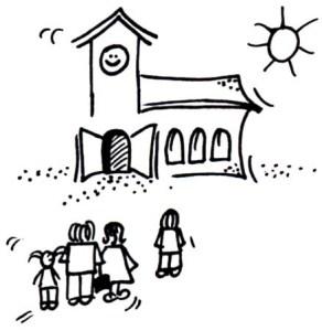 Doopseltocht St.-Blasius Lendelede @ St.- Blasiuskerk