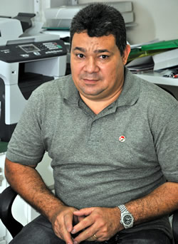 Alcenor Correa - Secretário Geral do Sintcvapa