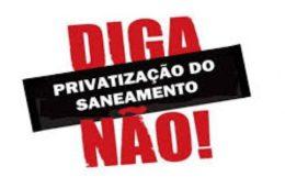 Segunda (13) é Dia Nacional De Mobilização Contra A MP Que Privatiza O Saneamento