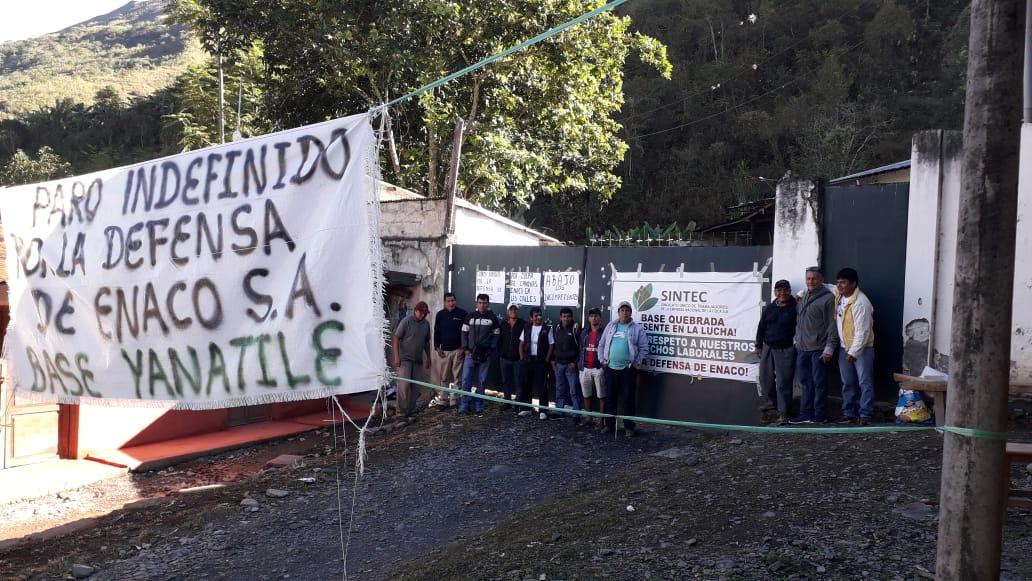 Ex Marinos dirigen ENACO y FONAFE. Crisis de gestión por incapacidad.