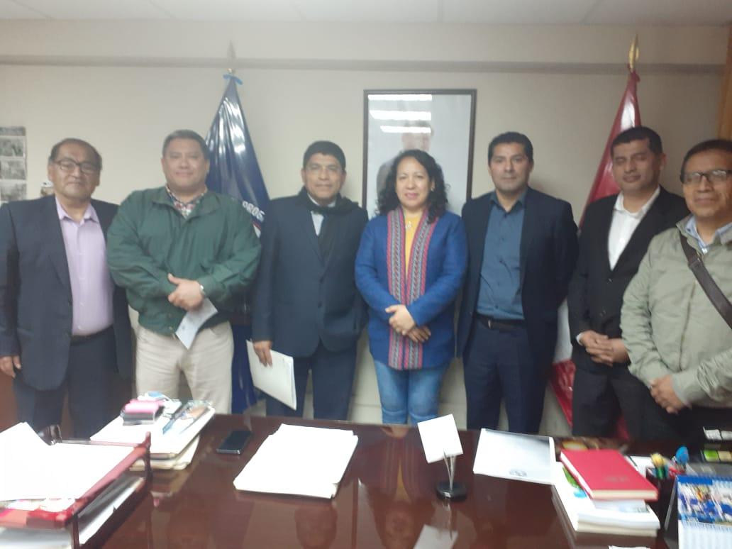 Congresista Rebeca Cruz se solidariza con huelga de trabajadores en defensa de continuidad de ENACO