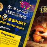 Coup d'envoi du tournoi League of Legends-SPL Cup Powered By Sintegra