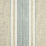Grey and blue stipped fabric - Vanessa Arbuthnott