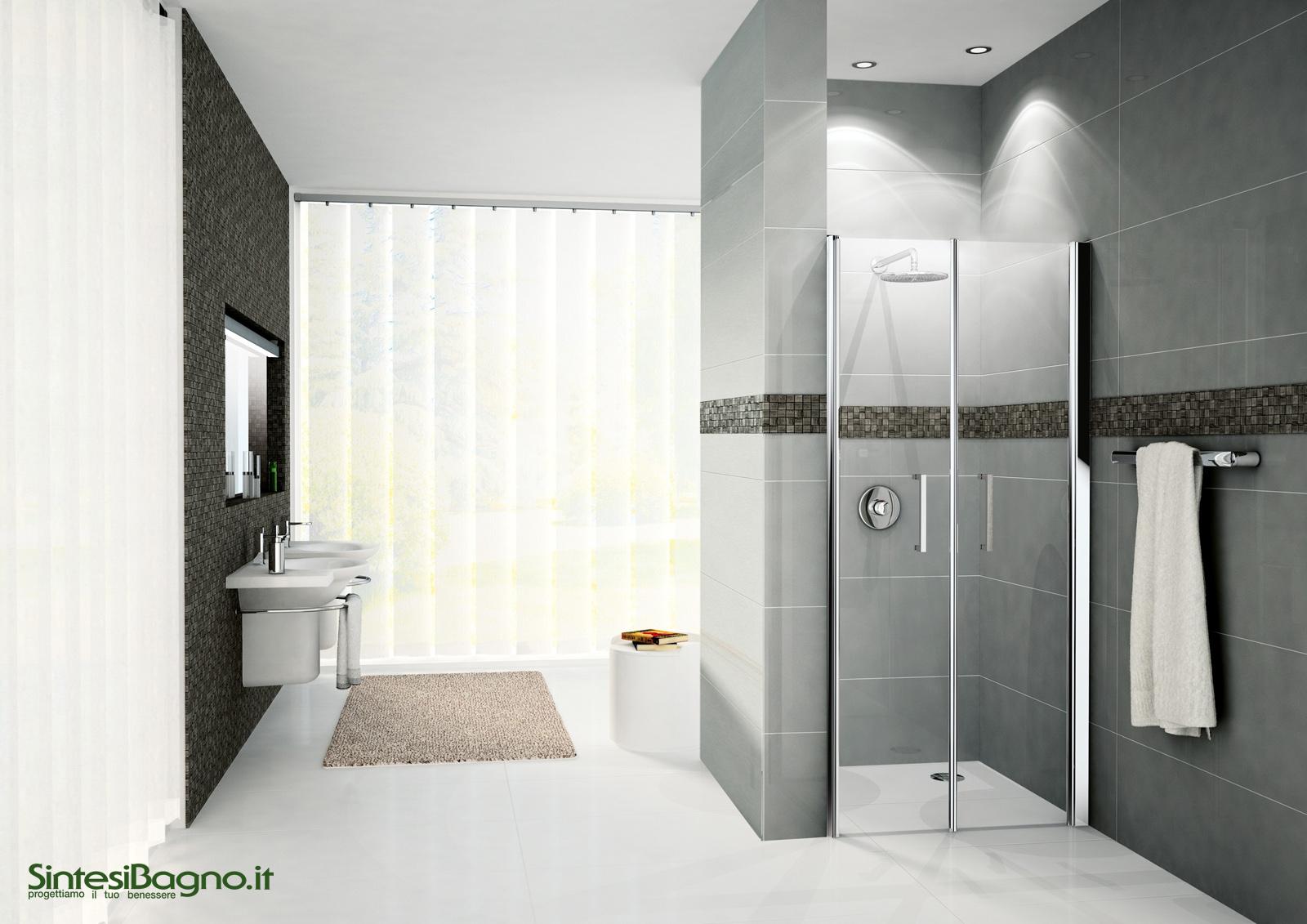 Box Doccia Novellini Giada.Box Doccia Pentagonale Shower Enclosure Shower Cabin