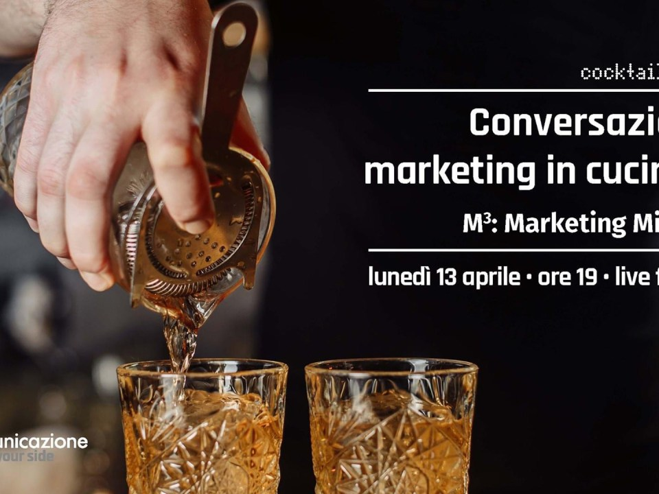 Conversazioni di marketing in cucina | Sintesi Factory