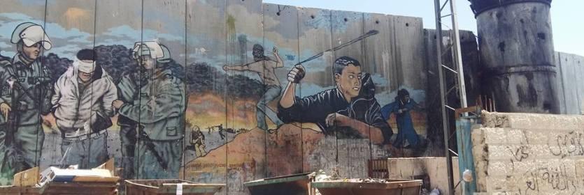 Apartheid: Muros na Maré e na Palestina