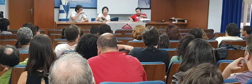 Debates sobre direitos trabalhistas