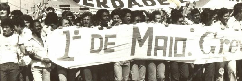 Primeiro de Maio: É dia de luta!