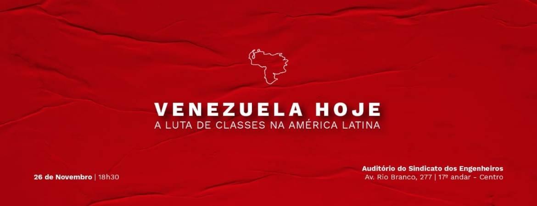 Venezuela hoje e a luta de classes na América Latina