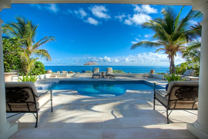 How to rent a sint maarten saint martin villa for less for Cheap vacations in october