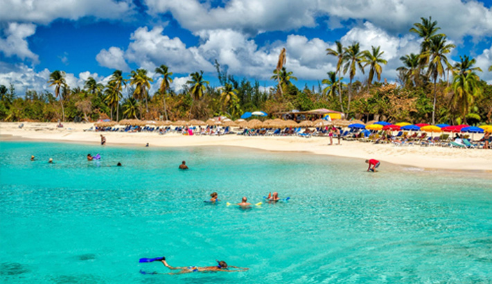 5 Best Beaches in St Maarten