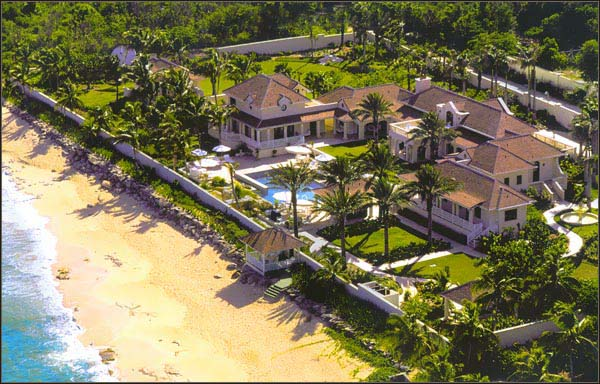 Trump's St Martin Luxury Villa is For Sale