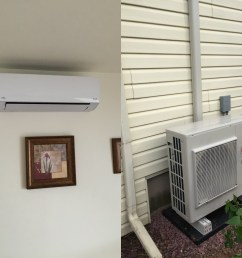remodeling with ductless mini split heat pumps [ 1600 x 1237 Pixel ]