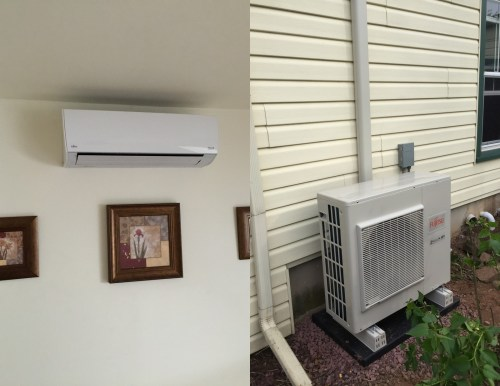 small resolution of remodeling with ductless mini split heat pumps