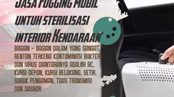Jasa Fogging Mobil