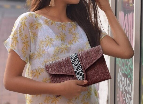 Moda Colombiana Clutch SinuForYou