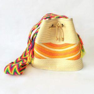Mochila artesanal de Colores SinuForYou