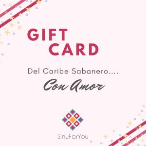 Gift Card SinuForYou