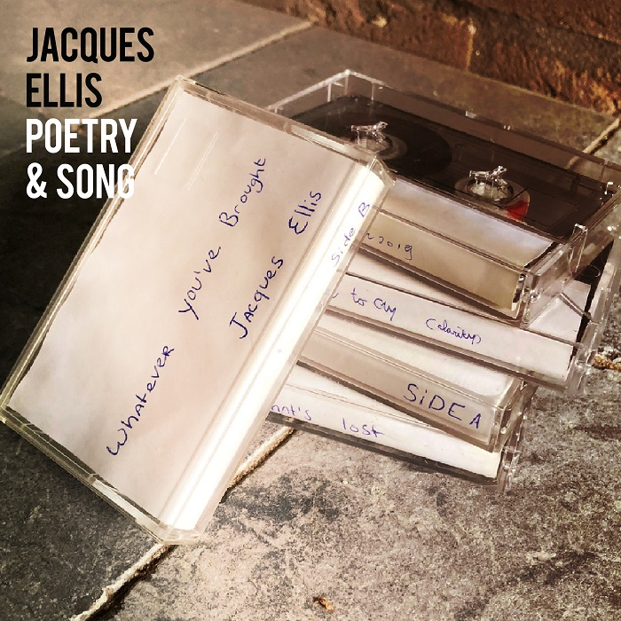 Jacques Ellis Poetry and Song Album Art