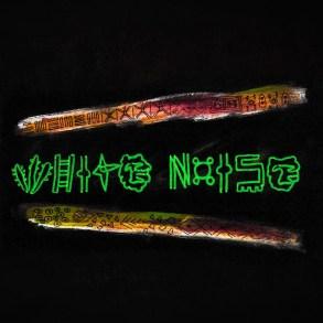 White Noise Album Art Gabrielle Sey