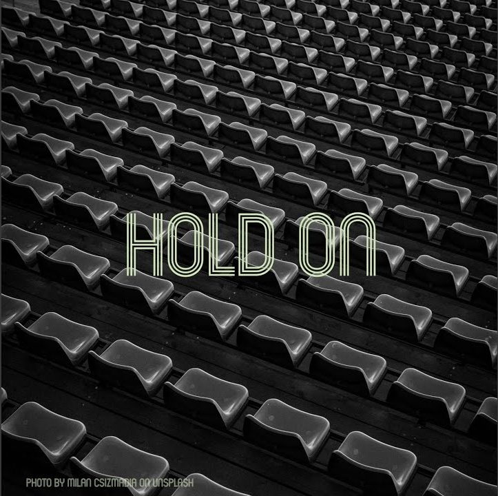 Hold On Album Art
