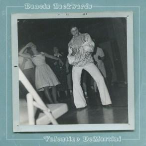 Dancin' Backwards Album Art
