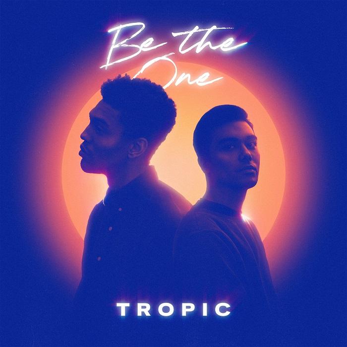 Tropic Be the One Album Art