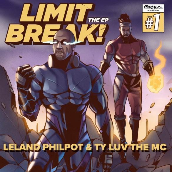 Leland Philpot - LIMITBREAK! The EP