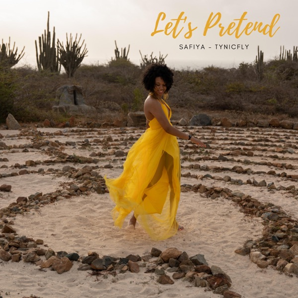 Safiya - Let's Pretend