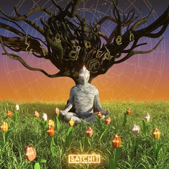Satchit - the garden