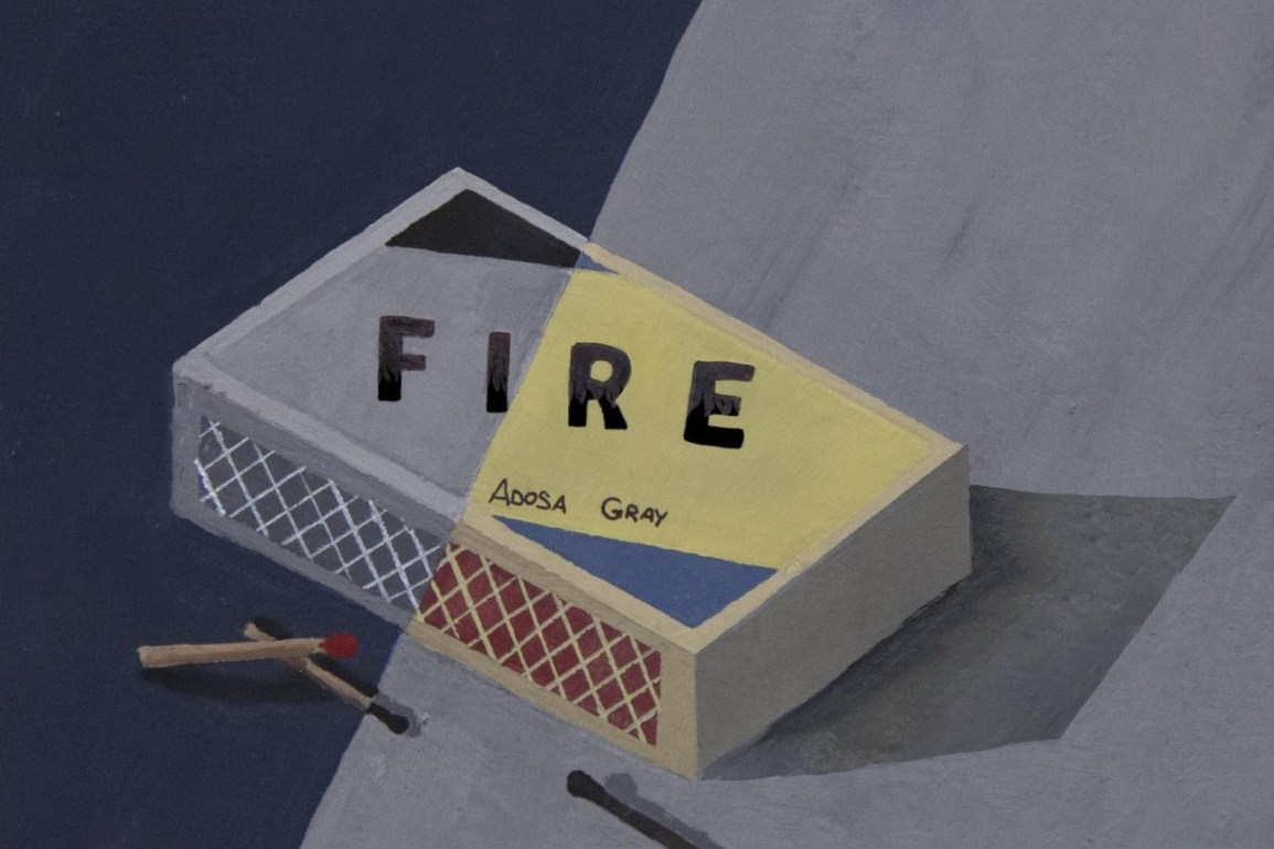 Adosa Gray - FIRE