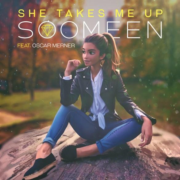 Soomeen - She Takes Me Up ft. Oscar Merner