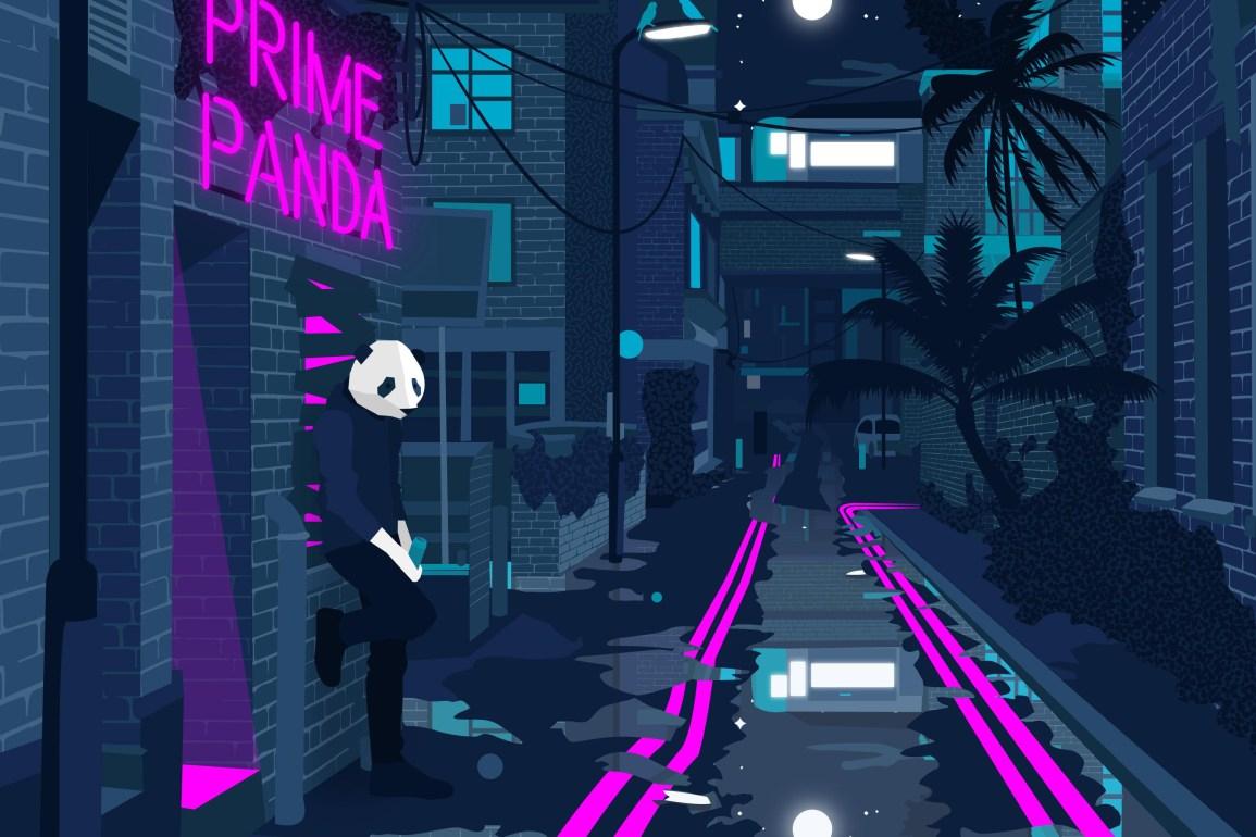Pride Panda - Love Departed