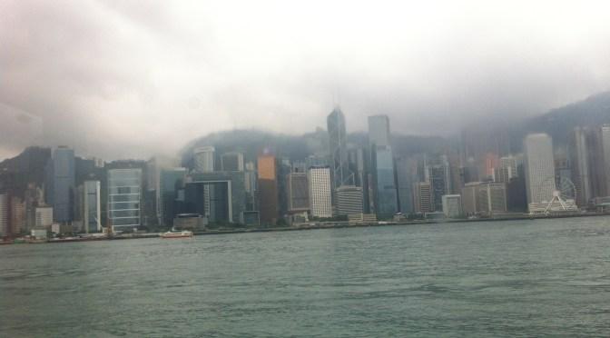 DIA 2 – LUNES 9 – Hong Kong island