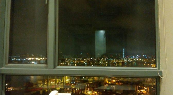 DIA 0 –  SABADO 7 – Y LLEGAMOS AL HOTEL DE HONG KONG después de muchas horas