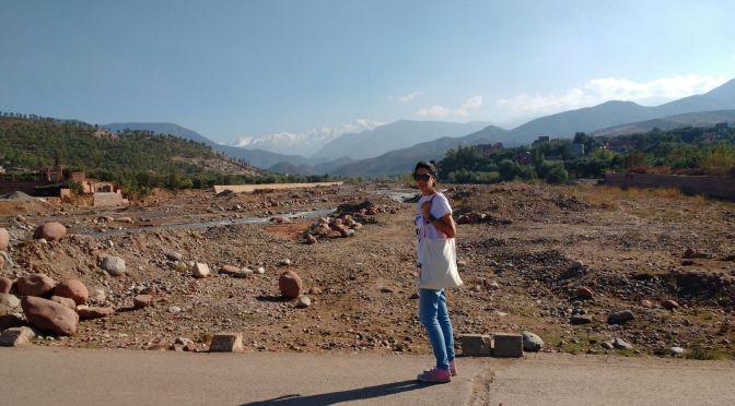 Como llegar a setti – fatma desde marrakech para ver las cascadas de ourika.