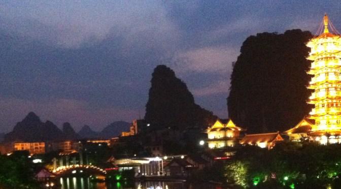 DIA 13 – VIERNES 20. lagos de Guilin