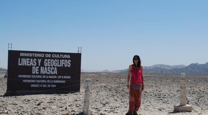 DÍA 22: NAZCA – Lalaguna de Huacachina – ICA