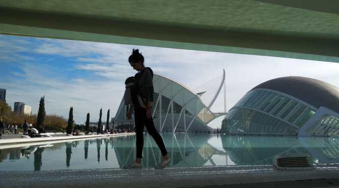 Planes en Valencia con un bebe