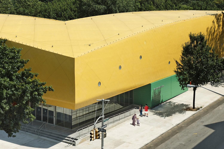 Brooklyn Childrens Museum  Steel Institute of New York