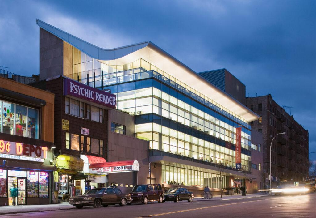 Bronx Library Center  Steel Institute of New York