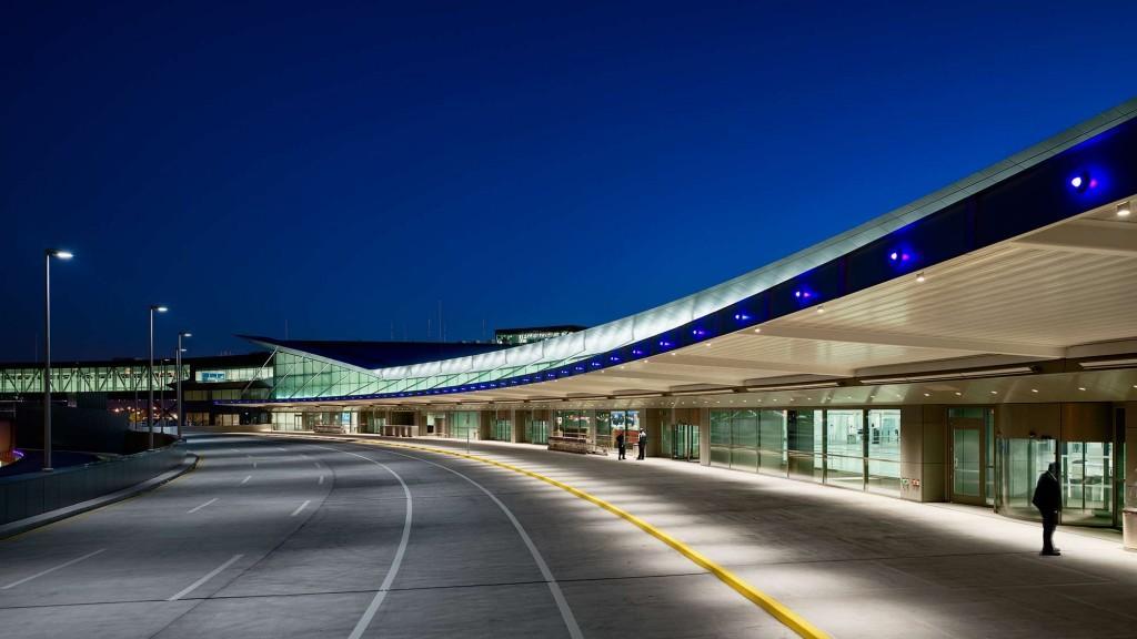 JetBlue Airways Terminal  Steel Institute of New York