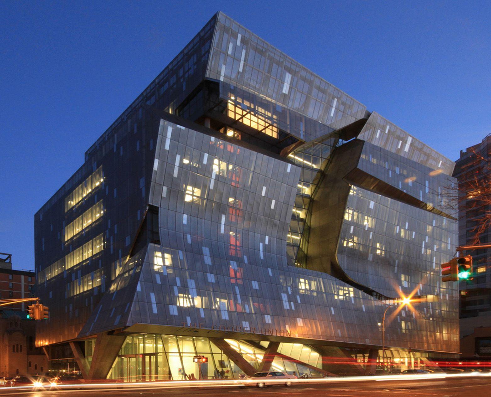 41 Cooper Square  Steel Institute of New York