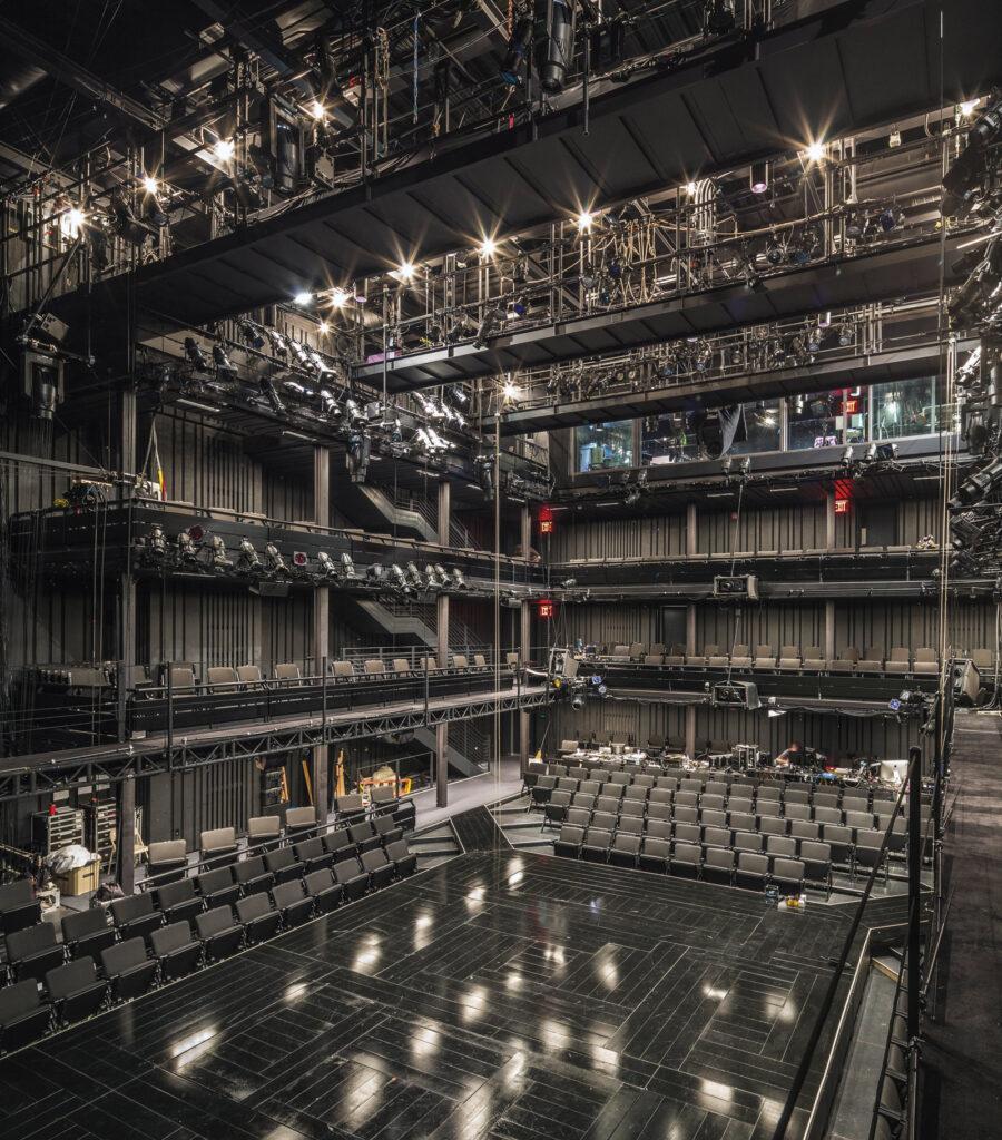 Polonsky Shakespeare Center Steel Institute Of New York