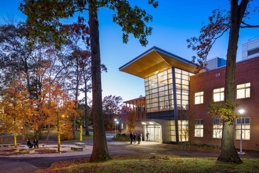 New Computer Science Building Stony Brook University  Steel Institute of New York